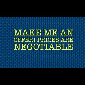 WELCOMING OFFERS